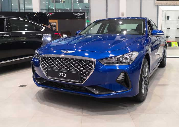 Hyundai Genesis Service Repairs Perth WA