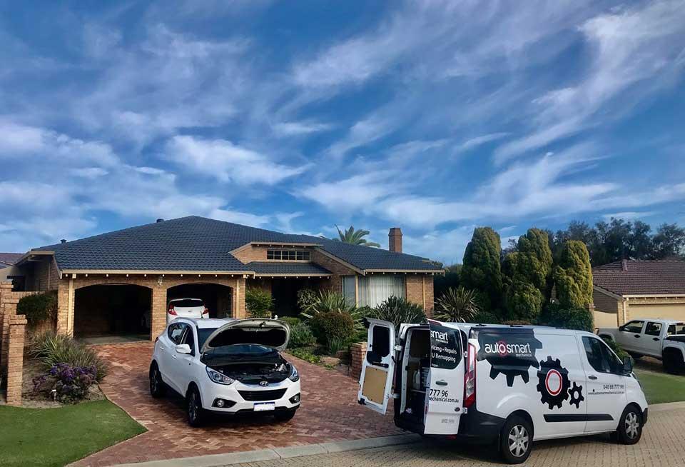 Hyundai Service Repairs Perth