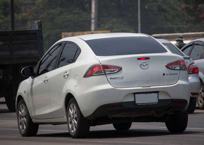 Mazda 2 Sedan Service Perth
