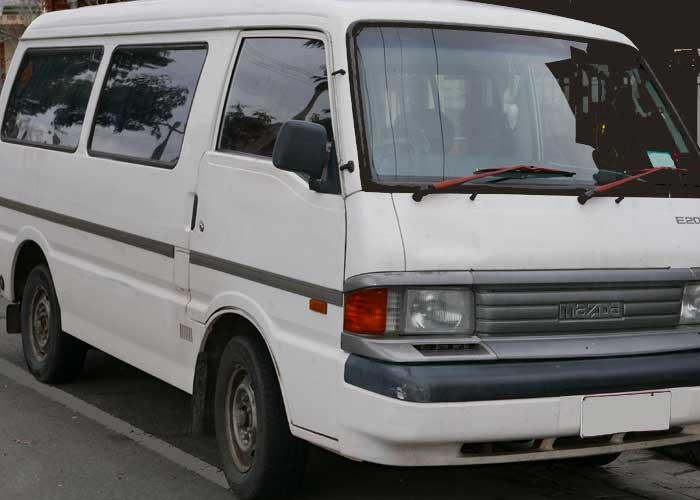 Mazda E 2000 Service Perth