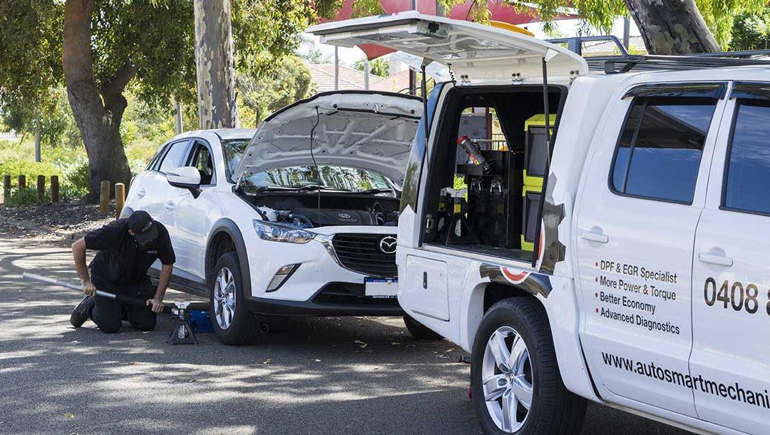 Mazda Service Repairs Perth